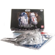 Сборная модель R2-D2 и R5-D4