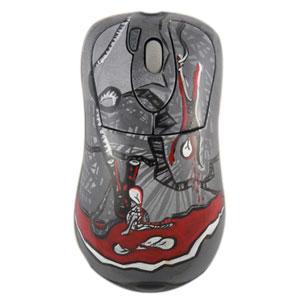Мышь «Черный вьюн»