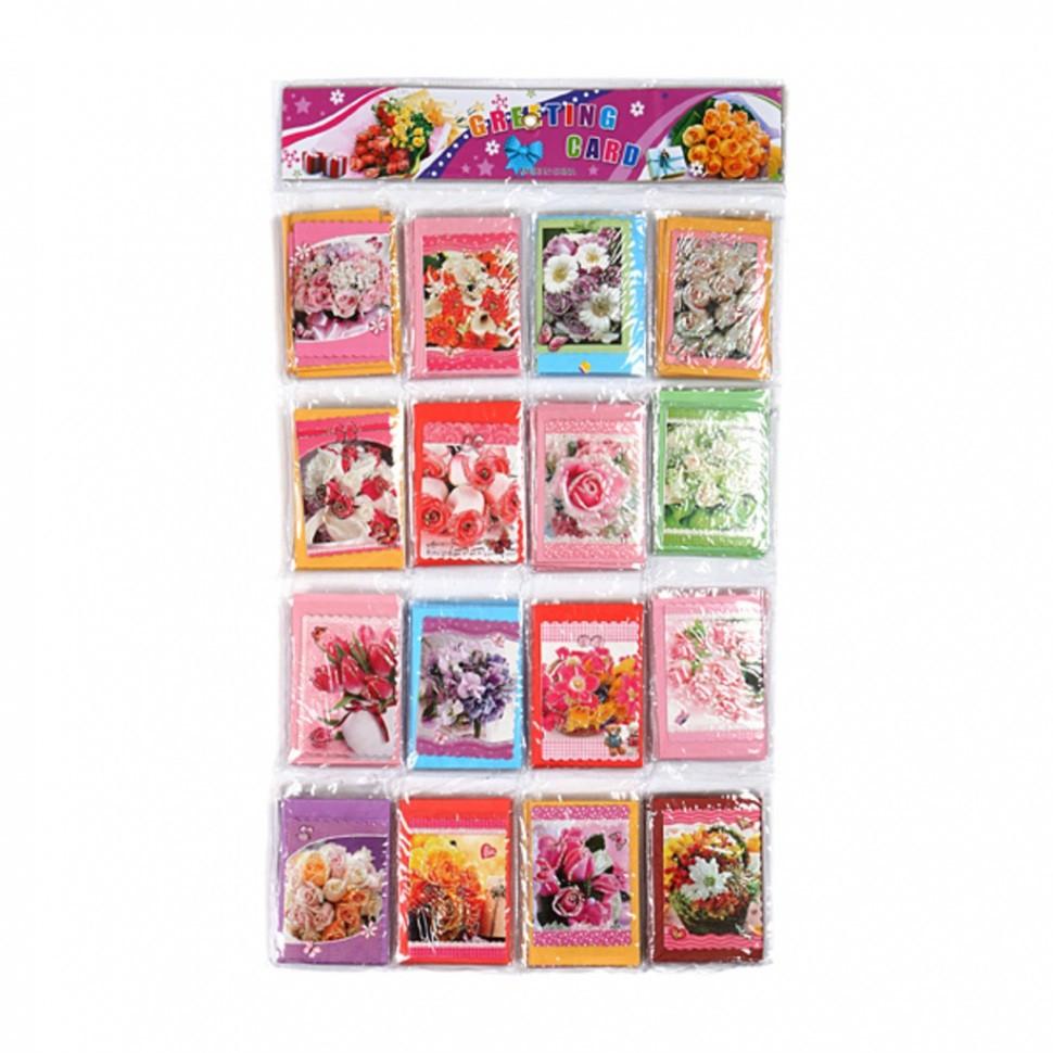 Комплект открыток с конвертами