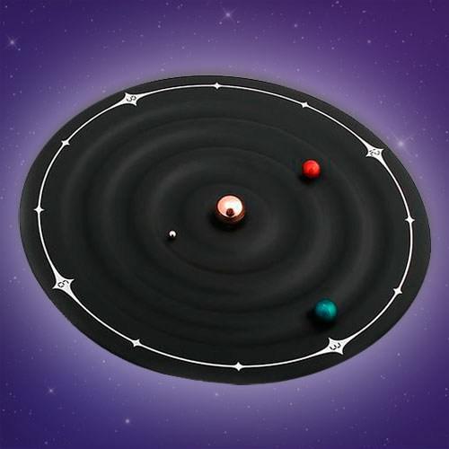 Часы Планетариум