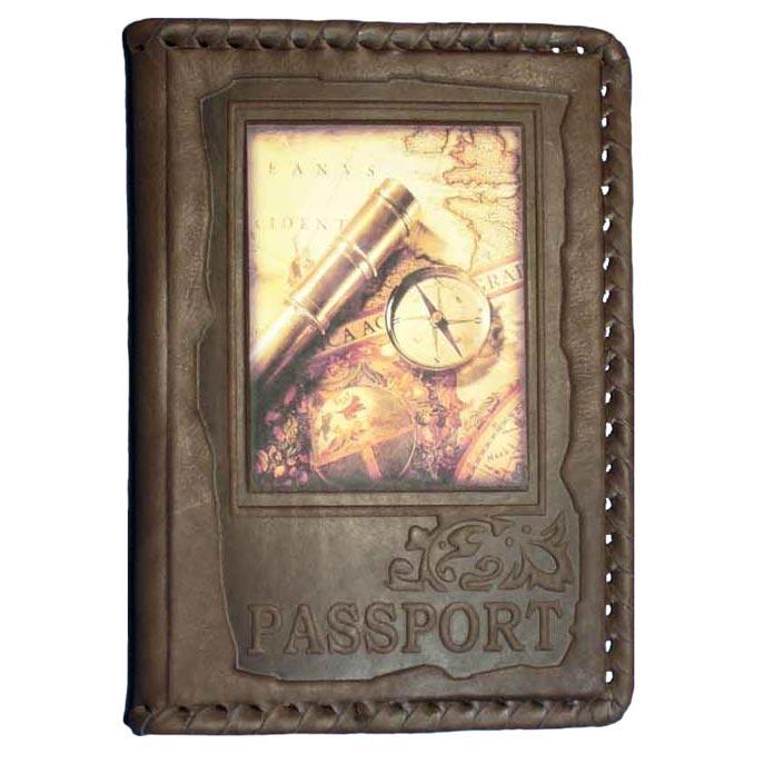Обложка для паспорта №4