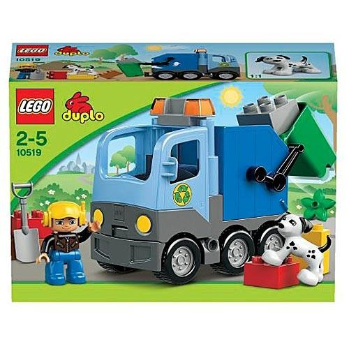 Конструктор LEGO Duplo Мусоровоз