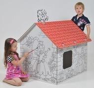 Домик картонный Дом Феи