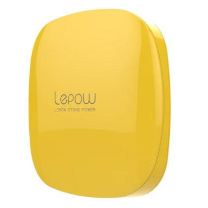 Внешний аккумулятор Lepow 3000 mAh Moonstone 3000 Yellow