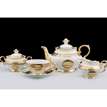 Чайный сервиз «Медуза»