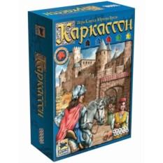 Настольная игра Каркассон (2-е издание)