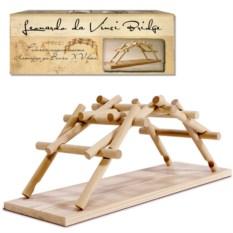 Сборная деревянная модель «Мост»