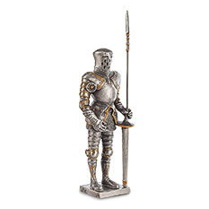 Статуэтка Рыцарь с копьем