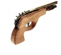 Пистолет стреляющий резинками