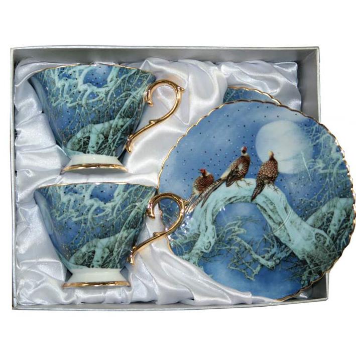 Подарочный набор «В зимнем лесу»