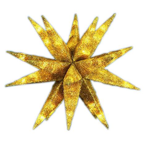 Светильник ЗВЕЗДА золотая