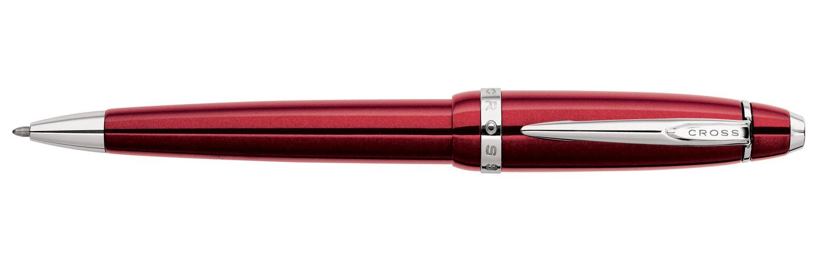 Шариковая ручка Cross Affinity Crimson Red