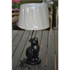 Настольная лампа Кошка