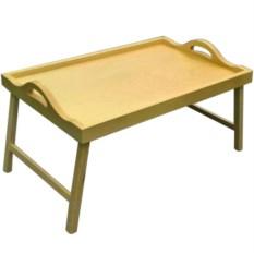 Столик для завтрака в постель с ручками