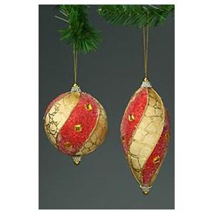 Набор елочных украшений «Рождественский»
