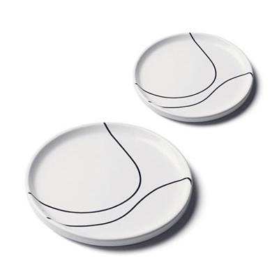 Набор тарелок «Контур»