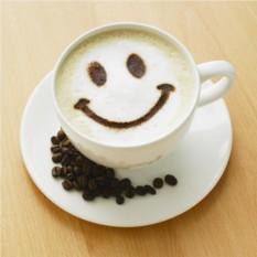 Трафареты для украшения кофе, 5 шт