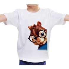 Детская футболка Бурундук Саймон