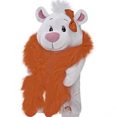 Интерактивная игрушка «Мишка Зяма»