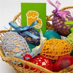 Мешочек для яиц Радужное настроение