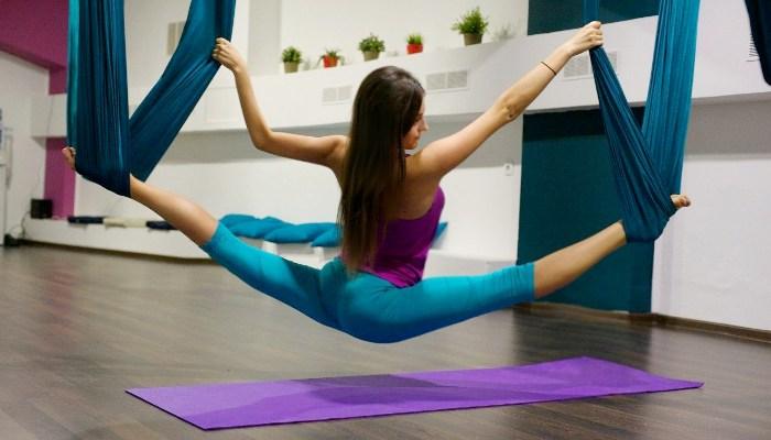 Сертификат Аэростретчинг в студии «Top stretching»