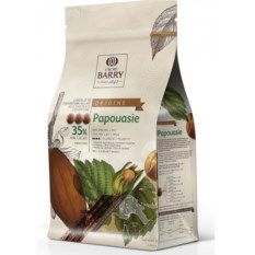 Молочный шоколад Papouasie Cacao Barry Origin 35,8% какао