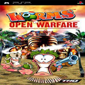 Игра для Sony PSP: Worms: Открытая Война