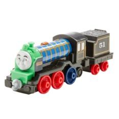 Машинка Mattel Thomas&Friends Паровозик Хиро с прицепом
