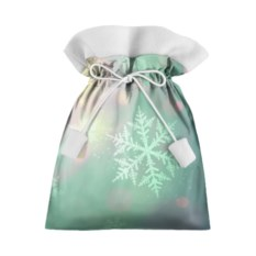 Подарочный 3D мешок Зима 2018