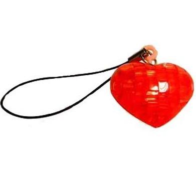 Брелок-Головоломка «Сердце» 3D crystal puzzle