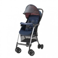 Детская коляска Aprica Magical Air Plus (цвет: темно-синий)