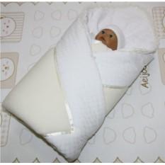 Комплект на выписку для новорожденного «Паутинка»