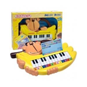Музыкальное пианино «Обезьянка»