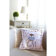 Декоративная именная подушка Волшебный сон