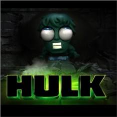 Антистресс игрушка Hulk
