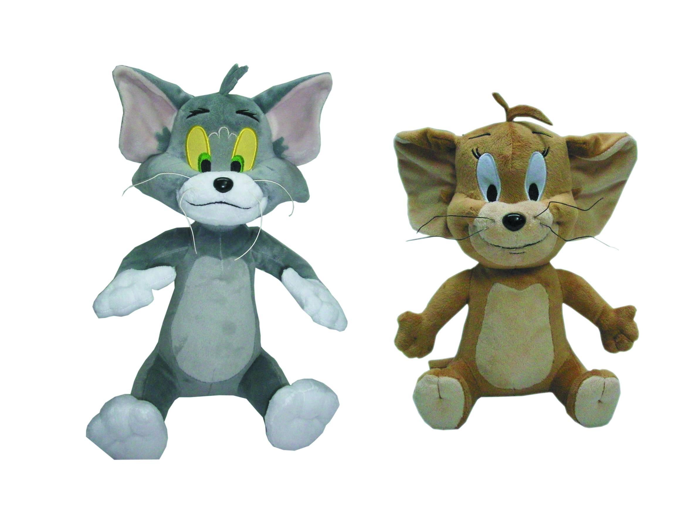 Плюшевые Том и Джерри