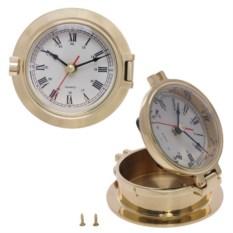 Настенные часы в виде наручных часов