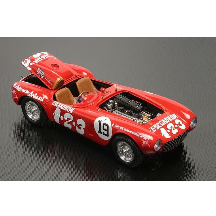 Модель Ferrari 375 Plus Carrera Panamericana 1954'
