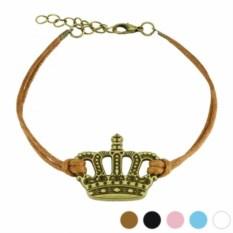 Коричневый браслет Королева