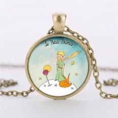Кулон на цепочке Le Petit Prince