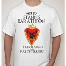 Мужская футболка House stannis baratheon