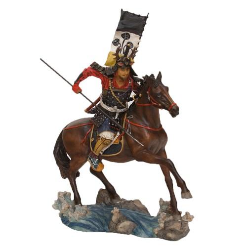 Статуэтка Храбрый самурай