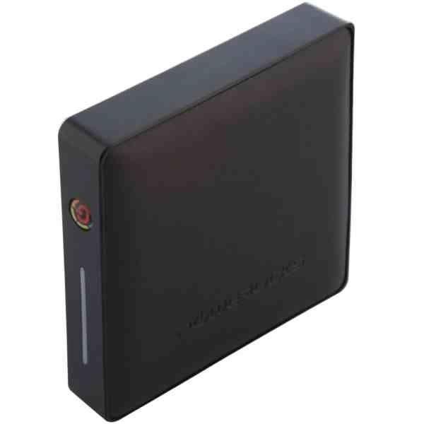 Универсальный внешний аккумулятор Power Elite 7000 mAh, темно-коричневый