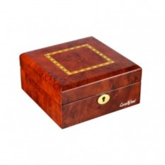 Шкатулка для хранения 6 часов от Luxewood