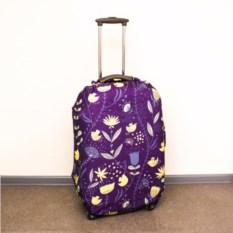 Чехол для чемодана Цветы