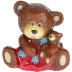 Копилка Девочка Тедди