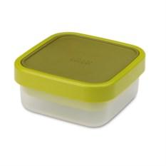 Компактный ланч-бокс для салатов GoEat зелёного цвета