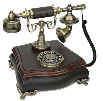 Ретро-телефон Офис