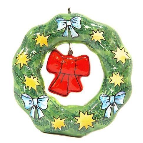 Елочнная игрушка Венок рождественский *