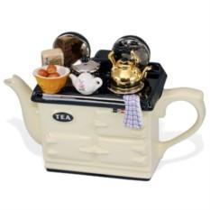 Чудо чайник «Английский завтрак (большой), Кремовый